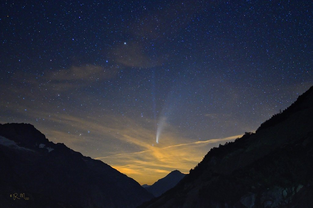 Am Nachthimmel